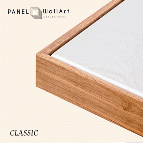 classic canvas floater frames - panelwallart.com | Panel Wall Art