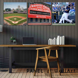 Chicago Cubs Multi Panel Sets