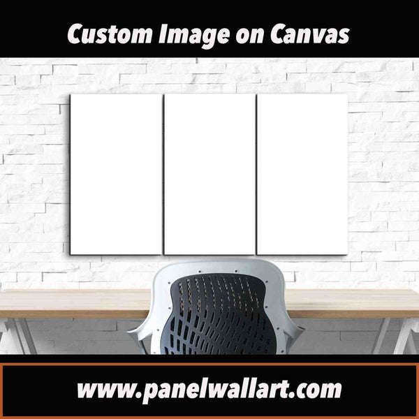 Multi Panel Custom Image