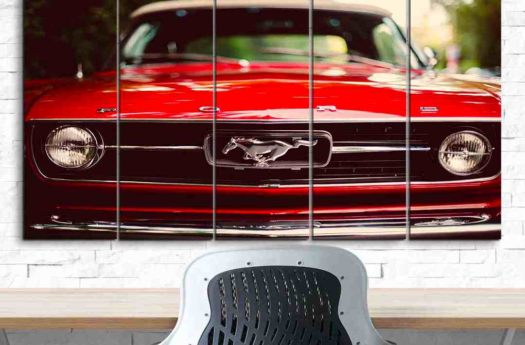 New Collection: Mustang