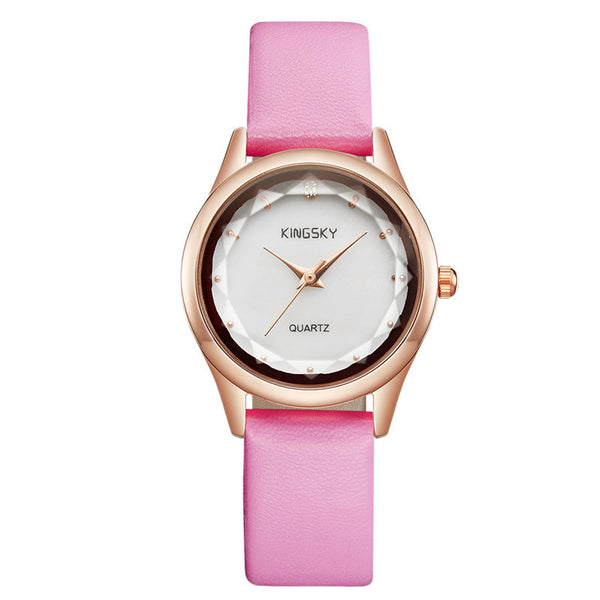 watches s c strap women watch womens pink shop nordstrom leather salvatore ferragamo dual