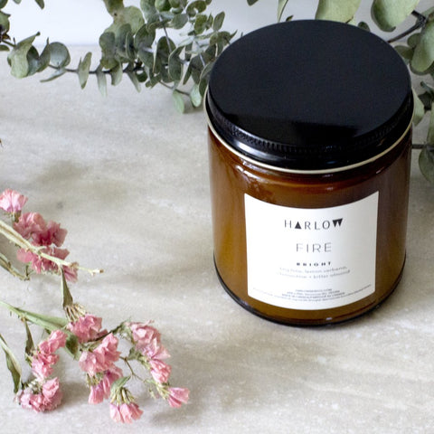 Harlow Bright Candle