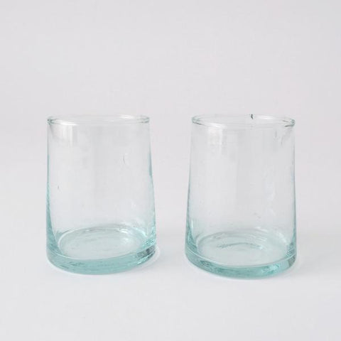 TwentyOne Tonnes moroccan tumbler glasses