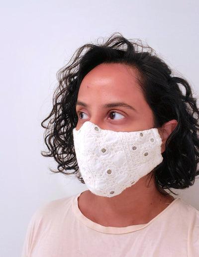 Sheesha Face Mask