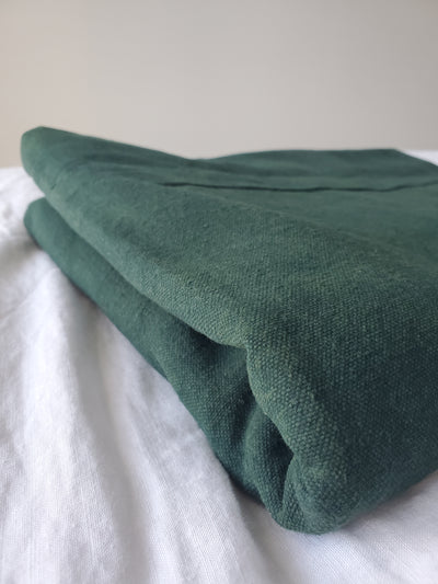 Naturally Dyed Cotton Canvas