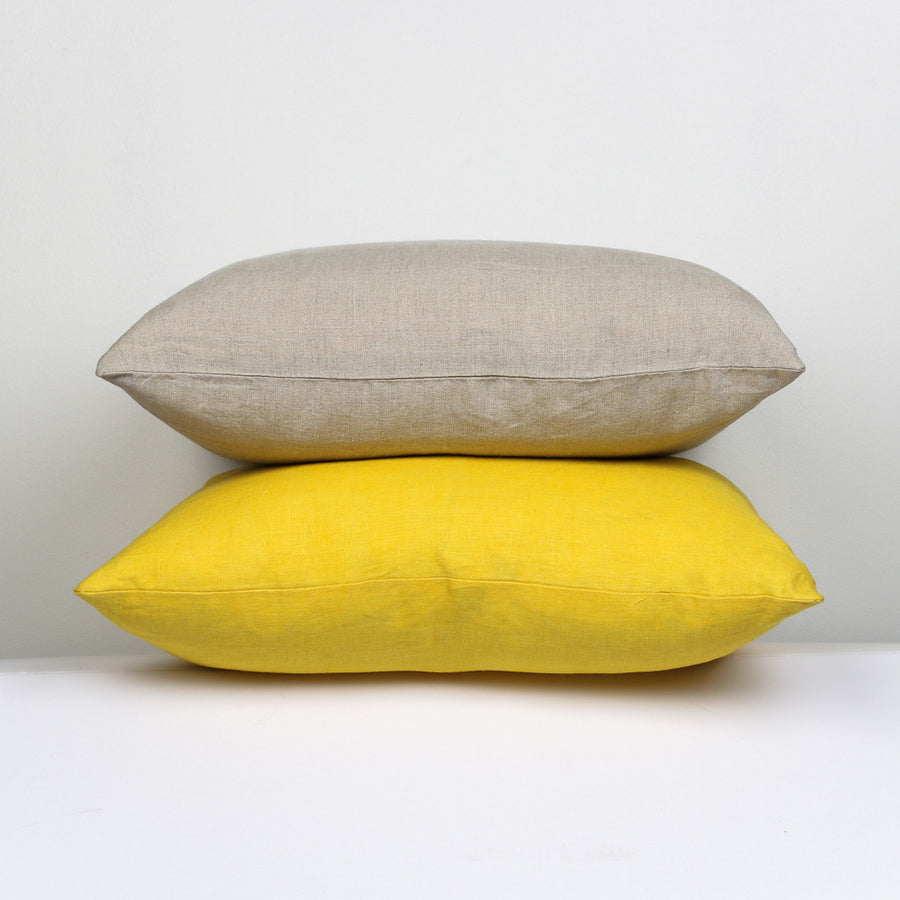 Formation Pillow | Linen