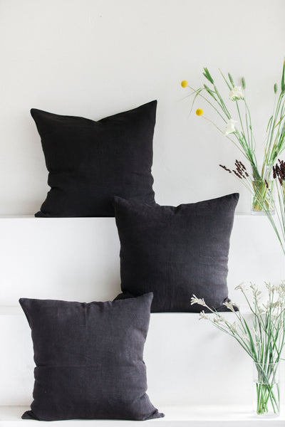 Sable Pillow | Linen