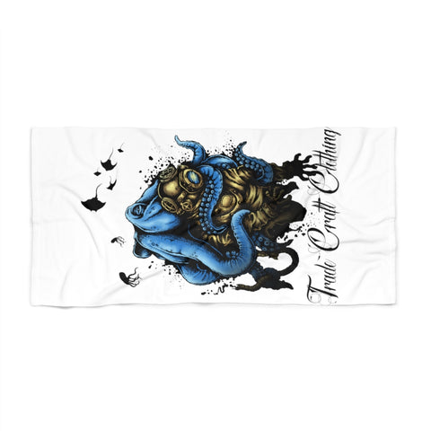 Deep Water Beach Towel