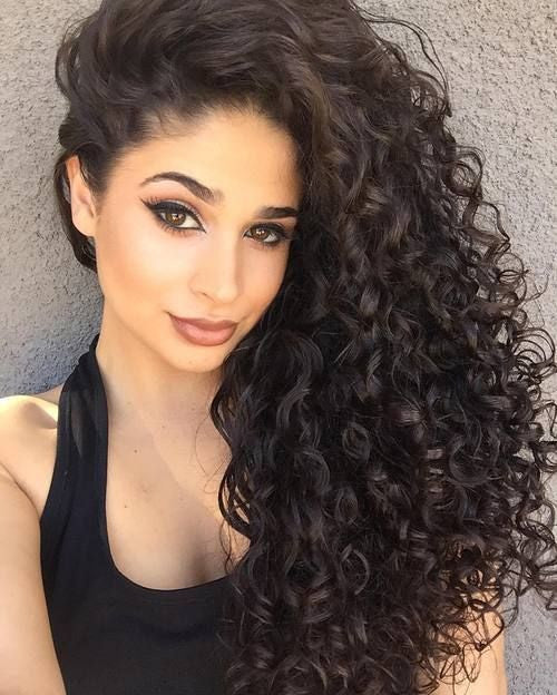 Celebrity Summer Hairstyles We Love Natural Curly Extensions
