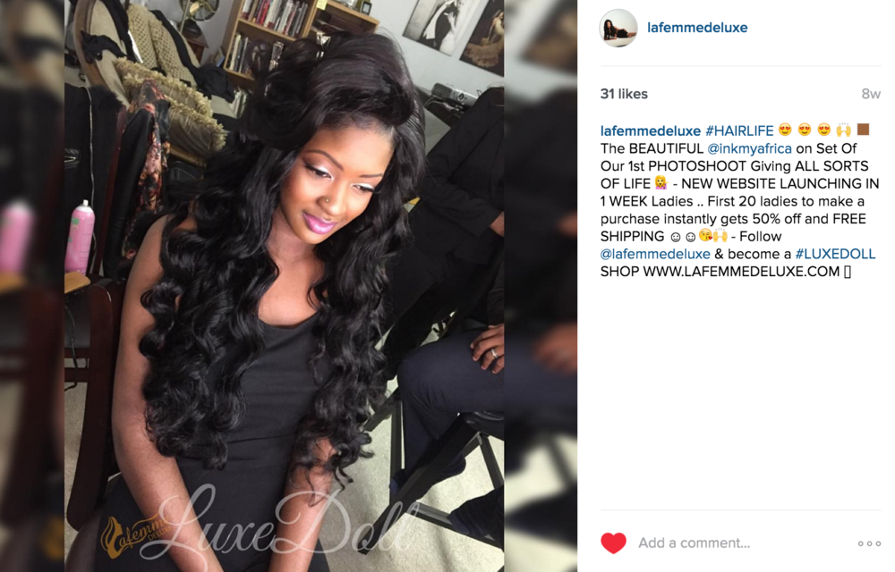 Buy 4 Bundles get 2 FREE (6 Bundles) - Bodywave
