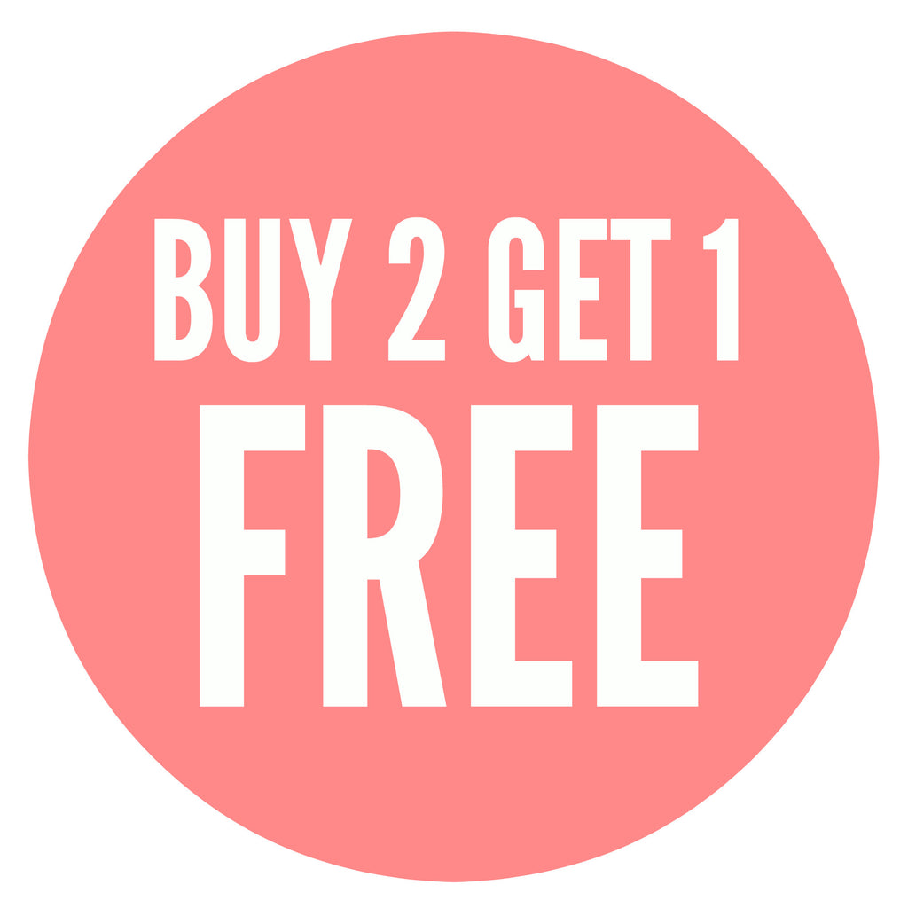 Buy 2 Bundles get 1 FREE (3 Bundles) - Straight