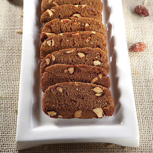 Brown Rice Biscotti