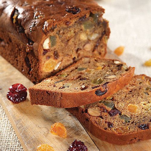 Flourless Mixed Fruit Cake