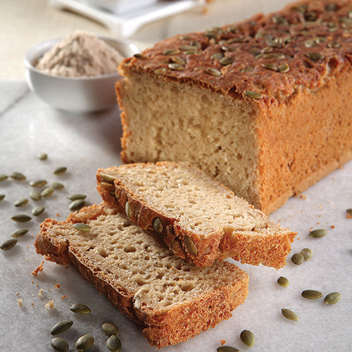 Gluten-free Brown Rice Bread