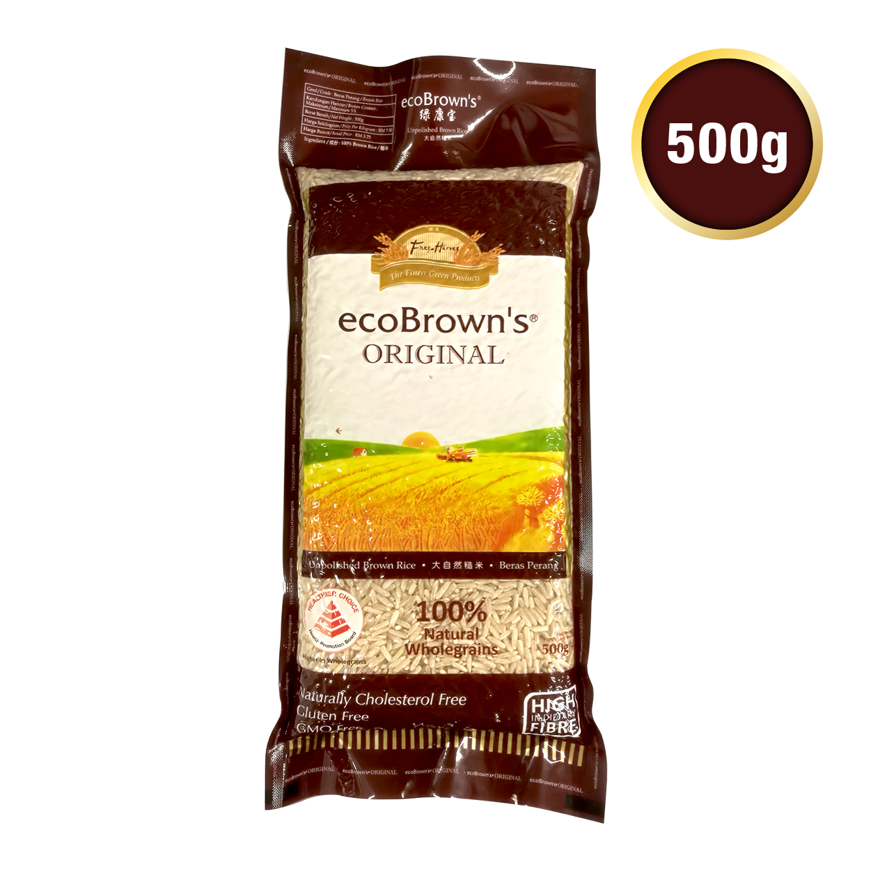 ecoBrown's ORIGINAL 500g