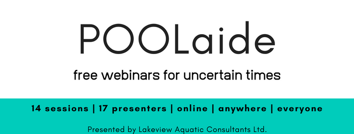 CEUs for POOLaide Webinars