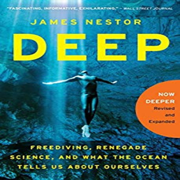 Shallow Water Blackout, Freediving, and Deep (book review)