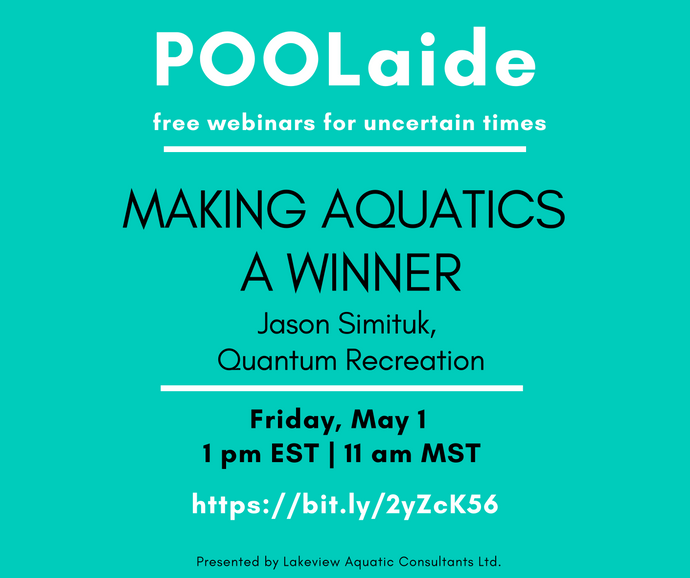 POOLaide Webinar: Making Aquatics a Winner
