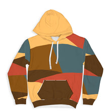 Mixed Colour Hoodie