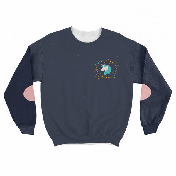 Unicorn Crew Sweatshirt