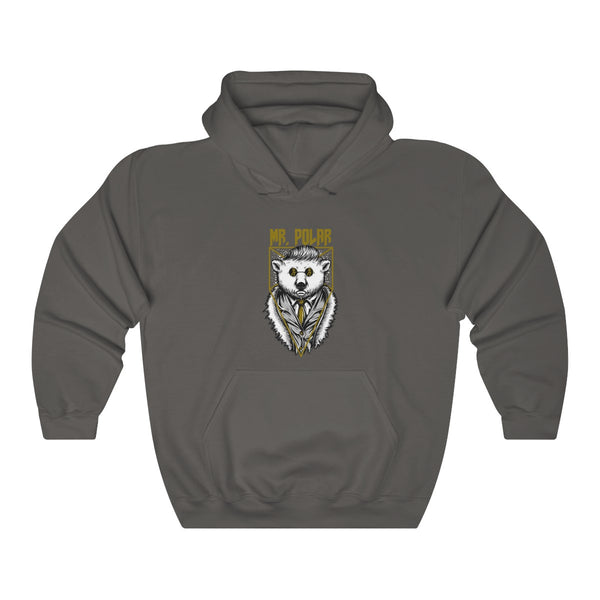 Menstylica Unisex Heavy Blend™ Hooded Sweatshirt - Mr Pollar