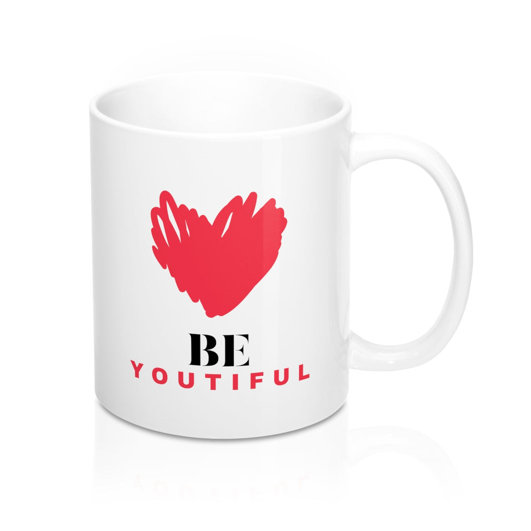 Mug 11oz Be-youtiful | Valentine Gifts | Valentine Mug | Valentine Gift Ideas