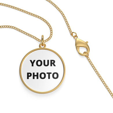 Personalizable Single Loop Necklace - Creating your own necklace could not be easier