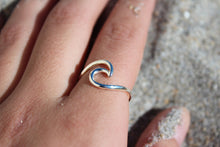 Sea Wave Ring - Sky Bracelets