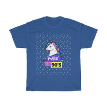 Menstylica Unisex Heavy Cotton Tee - Unicorn | Made in the 90's