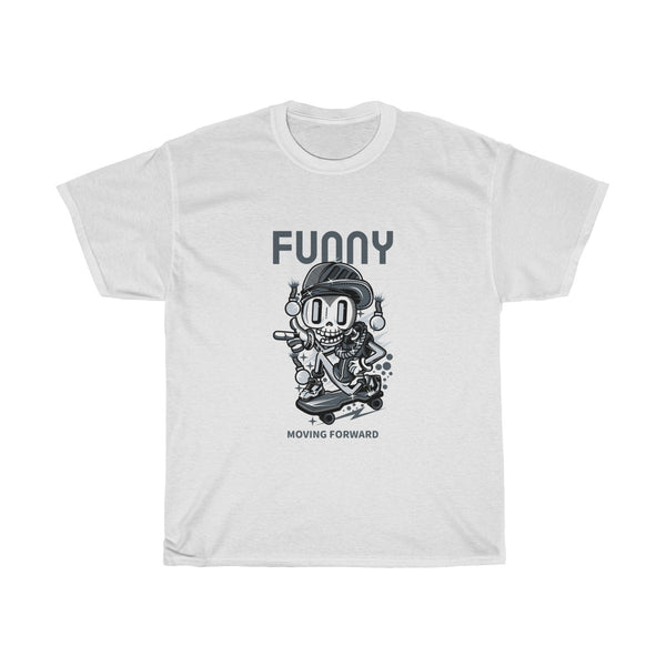 Menstylica Unisex Heavy Cotton Tee - Funny T-Shirt