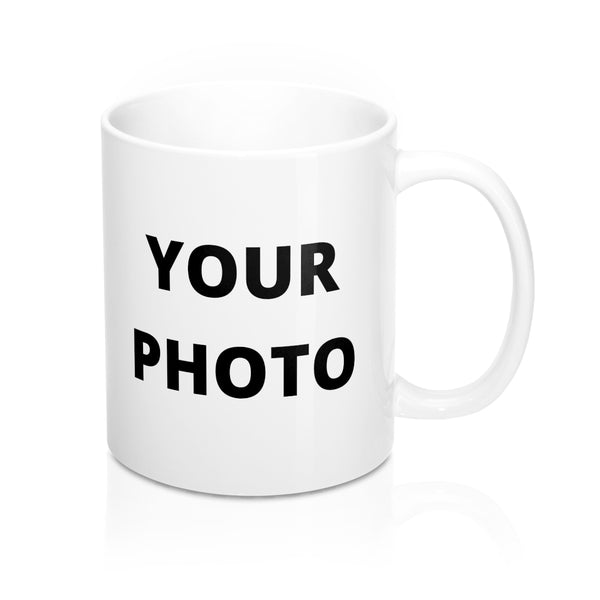 Personalizable Mug 11oz - Let's design your own mug!