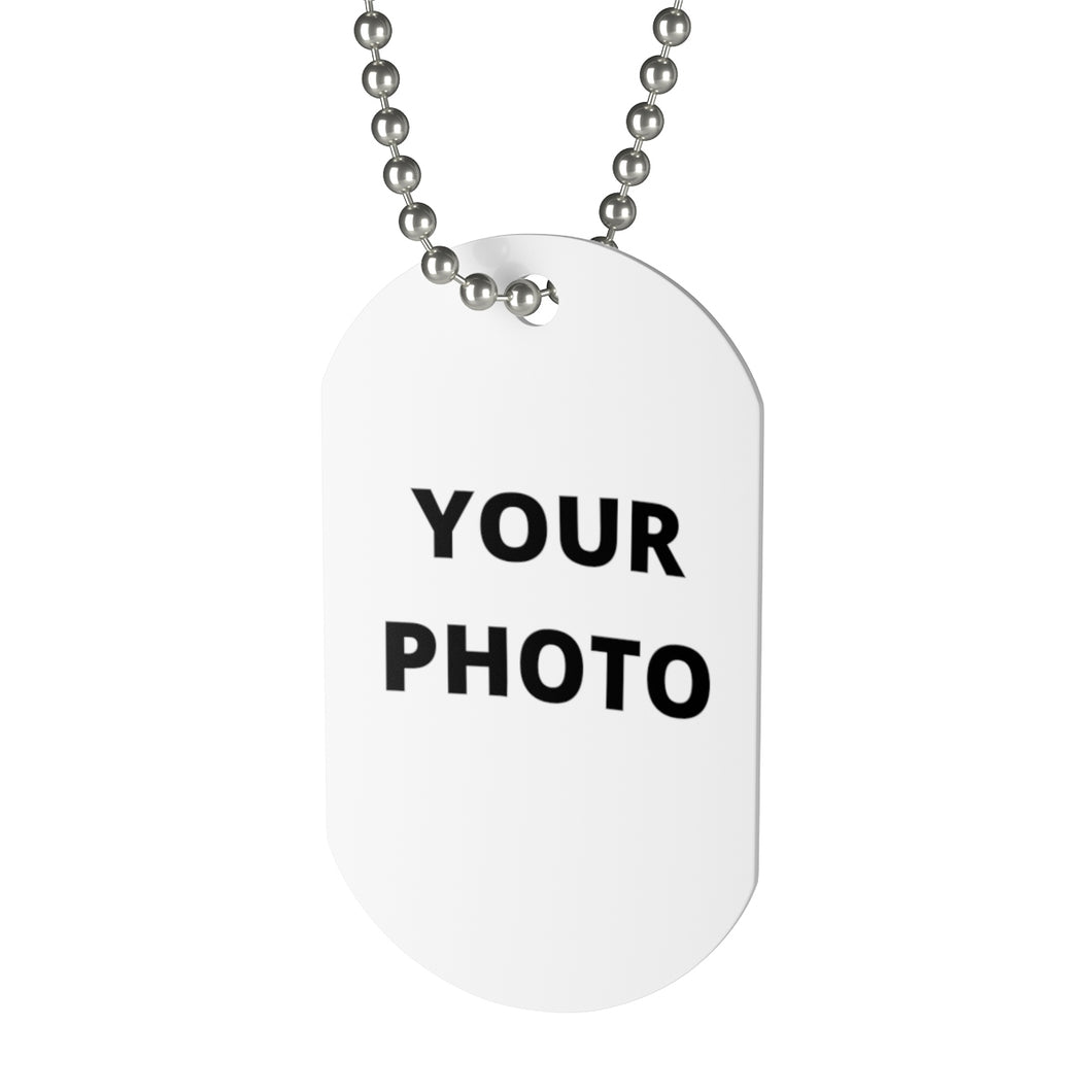 Customizable Dog Tag - Let's design your own dog tag