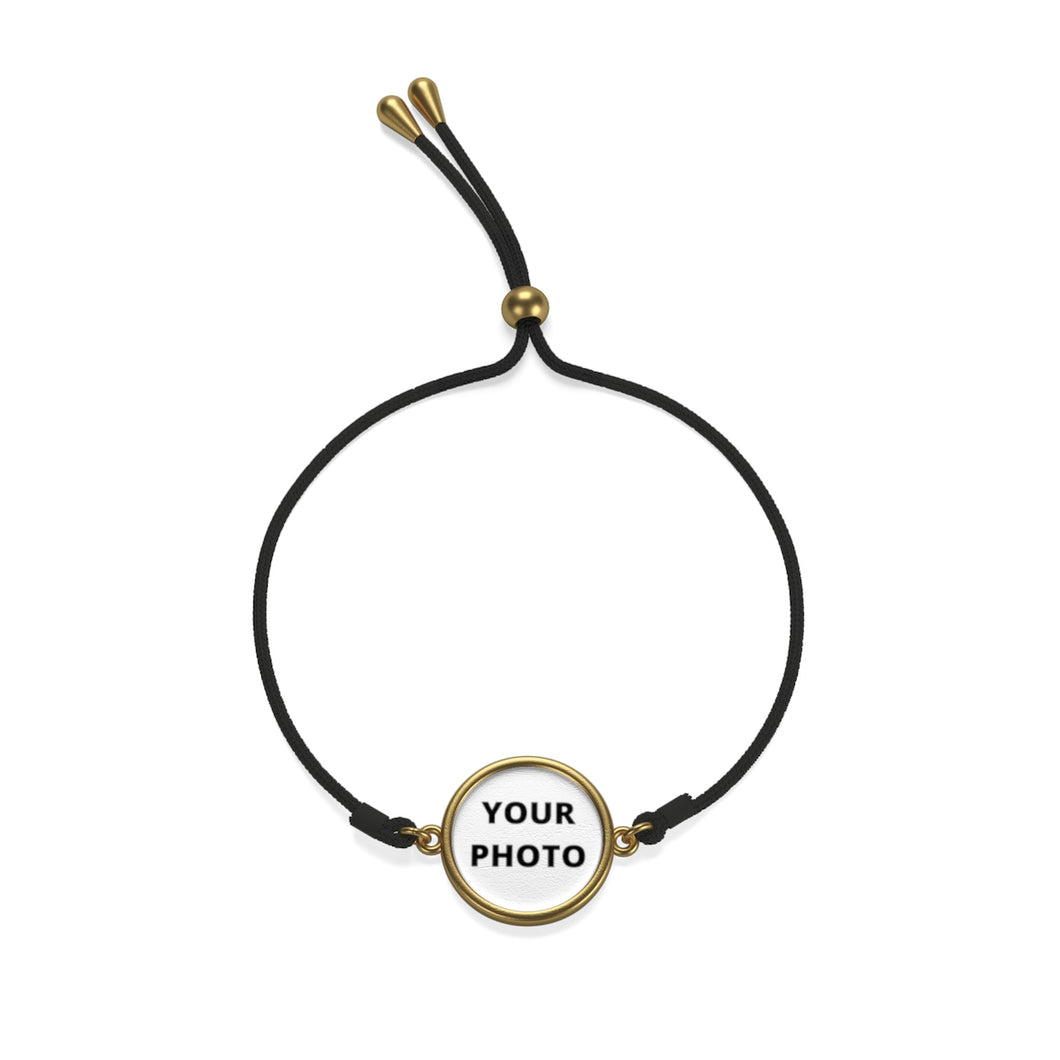 Personalizable Cord Bracelet - Creat your own bracelet