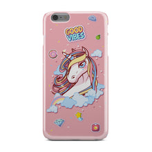 Good Vibes Unicorn Phone Case