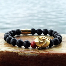 Star wars Samurai Natural Stone Bracelet