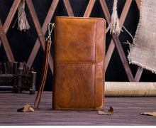 Genuine Leather Business Wallet