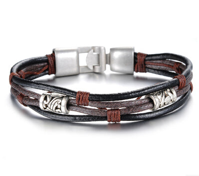 bracelet us strand products en aemresponsive multi sku leather fossil vintage casual pdp main