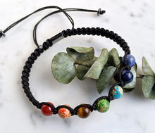 Multi-color Stone Charming Beads Bracelet - Sky Bracelets
