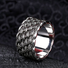 Retro Stainless steel Ring