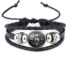 GOT Multiple Layers Badge Bracelets