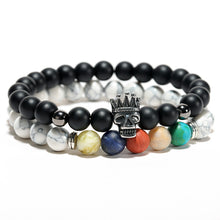 Double Layer Handmade Tibetan Natural Stone Bracelets