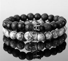 King & Queen couple bracelets