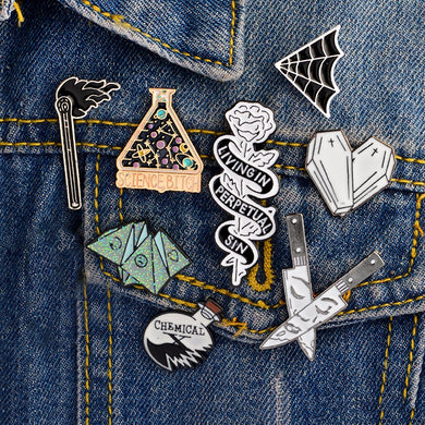 Funny Pins