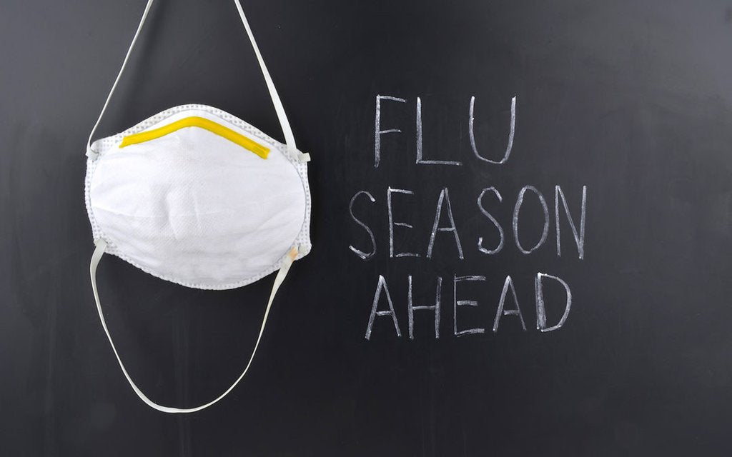 5 Tried And True Ways To Deal With Flu Season