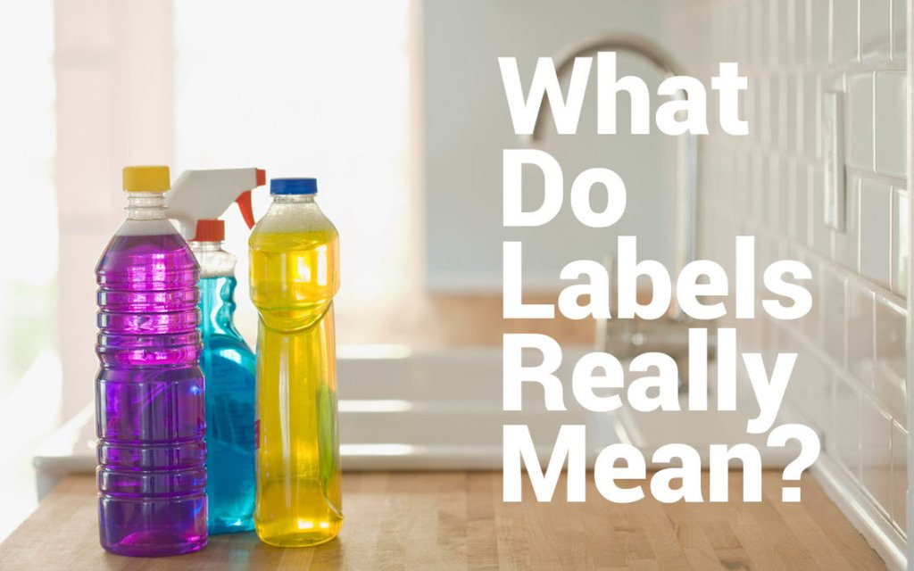 Cleaning Labels Debunked: The Terms You Need To Know Before Purchasing Cleaning Products