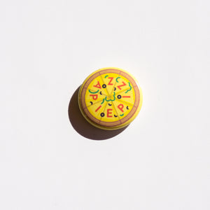 Pizza Pie Button