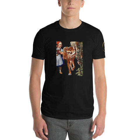FOXY BROWN MENS TEE