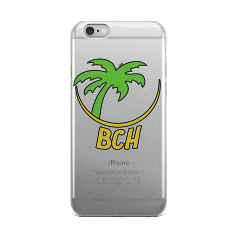 PALM BCH iPHONE CASE
