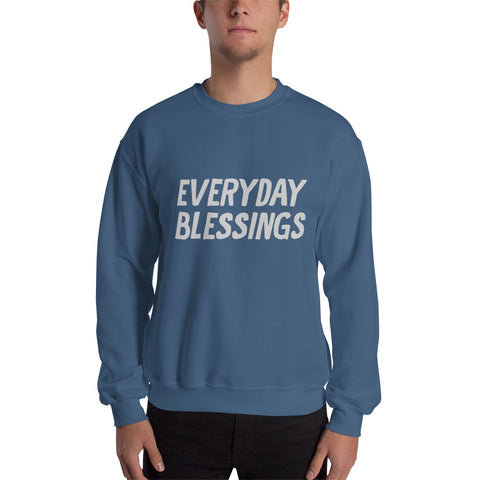 EVERYDAY BLESSINGS MENS SWEAT