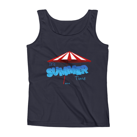 FM SUMMER TIME WOMENS TANK TOP